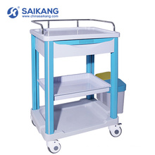 SKR-CT723 ABS Hospital Treatment Instrument Trolley Manufacturers