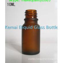 Wholesale childproof cap E liquid dropper matt bottle=top quality ISO8317 eliquid bottle manufactuer since 2003