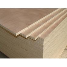 Madera contrachapada del álamo de alta calidad / madera contrachapada comercial