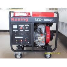 5 ква переносной Тепловозный Молчком сварки Gererator/припоя генератор/Сварочный генератор/припоя генератор/дизельный Сварочный/Дизель припоя (AXC-180AE)