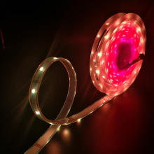 DMX512 RGB led strip addressable