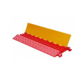 Heavy Duty 3 Channel PU Cable Protector