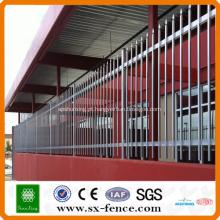 Cerca de aço popular do zinco da segurança (ISO9001)
