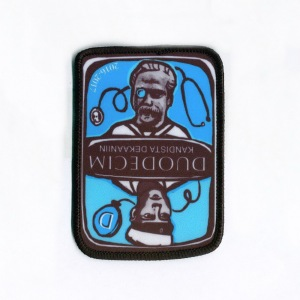 Wholesale Printed Badge for Promotion