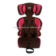 Assento de carro de crianças para o grupo 1-2-3