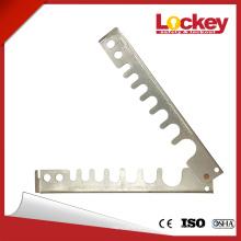 lockey high qunality Pneumatic Lockout ASL02 Source Gas Safety Lockout