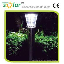 2014 neue CE helle solar Rasen Licht mit LED Lichter 2602 Serie Outdoor-solar lights(JR-2602)