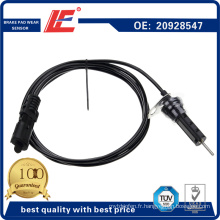Auto Truck Freke Pad Wear Sensor / Thicnness Transducer Indicator 20928547 20554506 pour Volvo Truck
