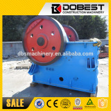 SANME Brand Mobile Stone Crusher Plant PP340JC Jaw Crusher