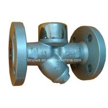 Trampa de vapor termodinâmica Flanged de aço fundido