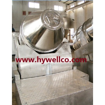 Easy Cleaning Dry Product Mixing Machine
