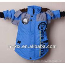 Vêtements de haute qualité pour vêtements d'hiver
