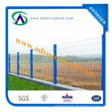 High Quality 6X6 Reinforcing Welded Wire Mesh Fence