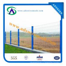Высокое качество колесной формулой 6x6 усиливая Сваренную ячеистую сеть Загородки