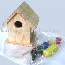 Diy malen Holzspielzeug für Kinder