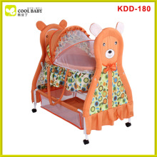 New design automatic swinging baby cradle