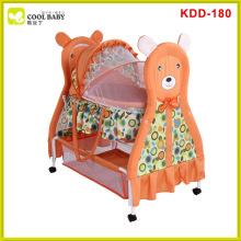 Novo design balanço automático berço do bebê