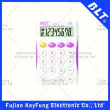 Calculadora de tamanho de bolso de 8 dígitos para promoção (BT-536)