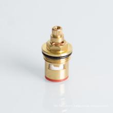 Home kitchen tap fittings brass ceramic cartridge valve core