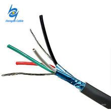 CU / XLPE / IS OS / LSZH gainé de câble résistant à la flamme