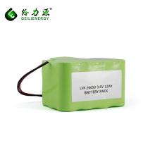 Großhandelspreise hohe qualität 3S4P 12Ah 26650 lifepo4 9,6 v batterie lipo