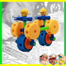 Educational Plastic Magnetic Building Blocks Toy for Kids