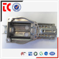 Chromated custom made aluminum gearbox die casting