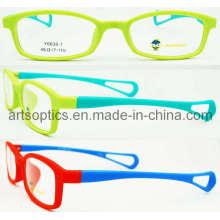 Flexible Cute Kids Tr90 Optical Frames (Y6036-1)