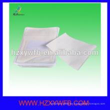 Toallas desechables perfumadas no tejidas de la línea aérea del algodón de Spunlace