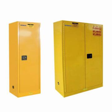 Безопасный шкаф для хранения (легковоспламеняющиеся / горючие / слабые кислотные и щелочные химикаты / сильная кислота и щелочь)