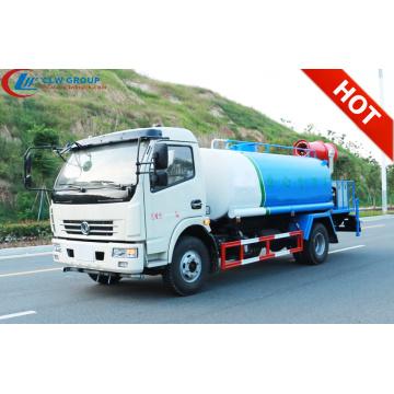 Novo caminhão de pulverização de pesticidas Dongfeng 8000L
