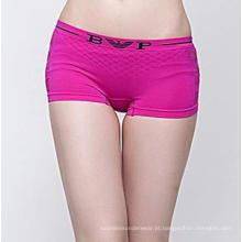 Caixa de mulheres em malha lingerie Sexy Lingerie sem costura