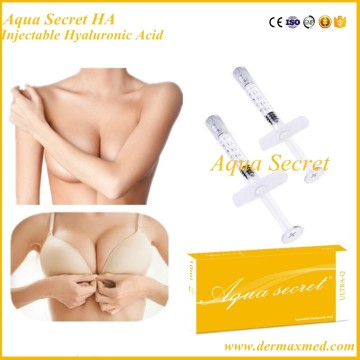 Hyaluronic Acid Injections for Buttocks, Penis, Breast