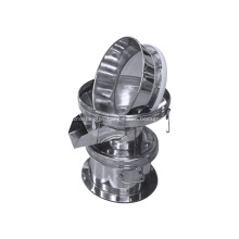 450 vibrating filter for liquid materials
