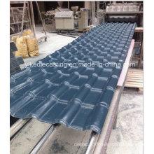 Panneau de toit vitré en plastique de tuile pour le marché en gros