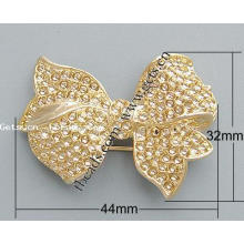 Gets.com zinc alloy custom logo brooch