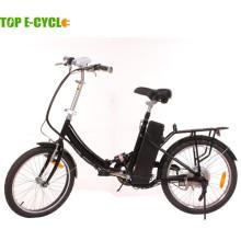 Bicicleta eléctrica del precio bajo directo del marco de acero del suministro directo de la fábrica del e-ciclo superior