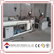 PVC Twin Pipe Productio Extrusion Machine Line (SJSZ51X105)