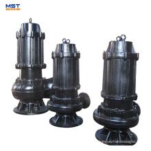 mejor marca 1.5 pulgadas 2 pulgadas 15hp 20hp bomba de agua de barro sumergible eléctrico de aguas residuales