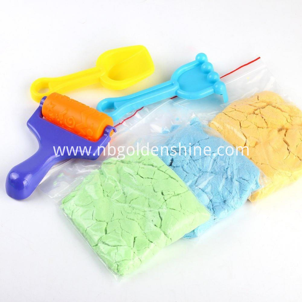 Colorful Magic Space Sand