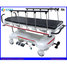 Instrument médical Premier secours d'urgence Hydraulique Hospital Transport Stretchers