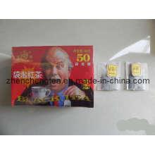 Thé noir - sachet de thé de 50 (BTB50)