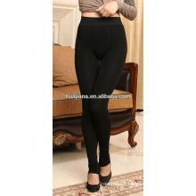 Fashion women Polyester legging foot tights