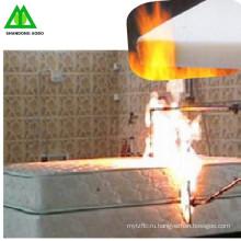 пожар сопротивляет полиэстер (вискоза) ватин с BS5852 для будущих