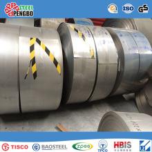 Bobina de aço inoxidável SUS304 / AISI304