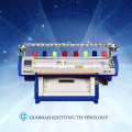 Single System Computerized Yarn Knitting Machine with comb GUOSHENG