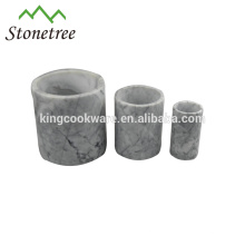 Black marble wine & champagne cooler