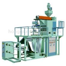 Rotary Machine Head Polypropylene Film Blowing Machine Set