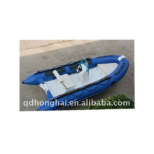 2011 hot RIB 420 inflatable boat