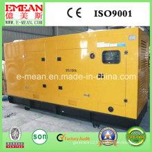 30kVA to 500kVA Silent Diesel Generator with Cummins Engine